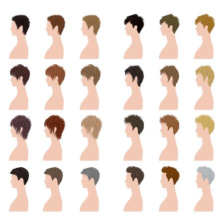 men hairstyle: men hairstyle