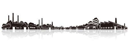 edificio industrial: Zona industrial