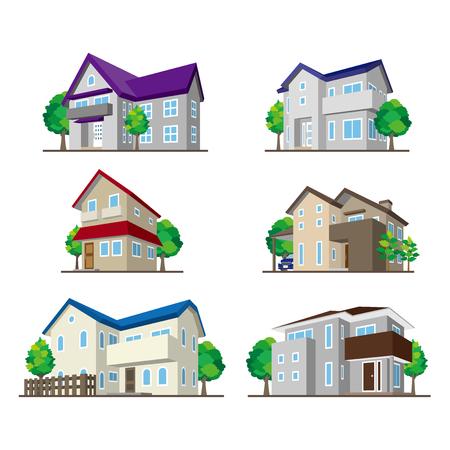 figur: Illustration of the house  Solid figure