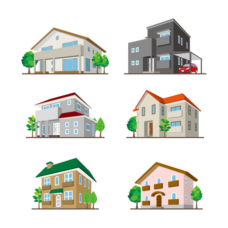 solid figure: Illustration of the house  Solid figure