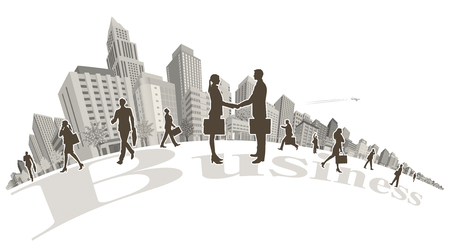 Imagen del negocio Vectores
