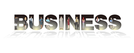 Business image illustrations 일러스트