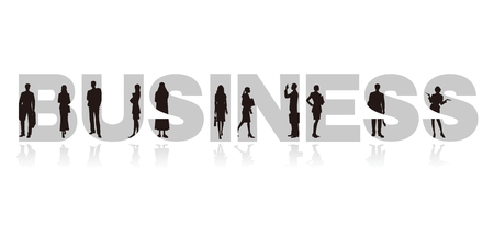 Business image illustrations Иллюстрация