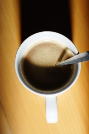 Coffee cup Stock Photo - 12415596