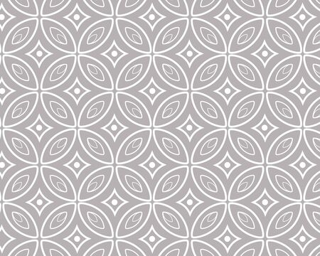 Vintage decorative elements. Floral ornament pattern background. Stock Vector - 150286684