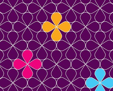 Beautiful geometric pattern background. Minimal geometric pattern style.