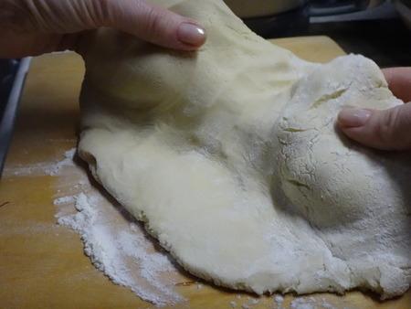 masa: masa para galletas
