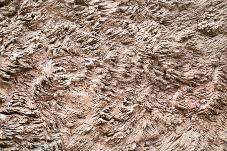 Texture of the wall for background. Roughness and irregularity