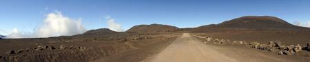 Hike to the Piton de la Fournaise photo