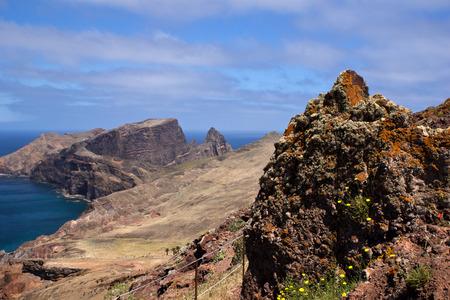 Madeira, Ponta Sao Lourenco view photo