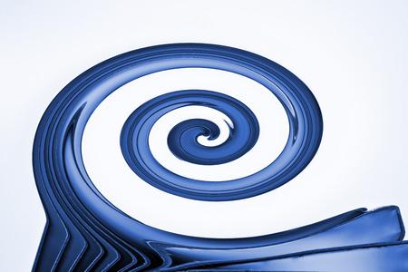 subconscious therapeutic tornado: Spiral Design