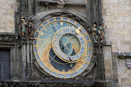 Astronomical Clock - Prague photo
