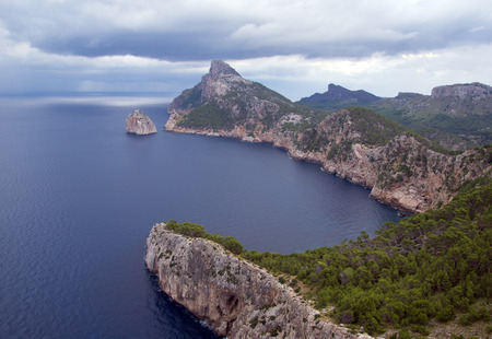 Cap de Formentor in Mallorca Iceland, Spain photo