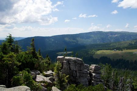 czech republic: Krkonose Mountains in Czech Republic