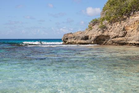 plage: Caribbean beach in Guadeloupe, Plage de lanse Laborde