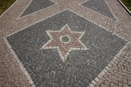 piso piedra: Piedra de textura de suelo, puede utilizar como fondo