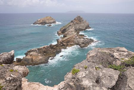 guadeloupe: Castle Point, Guadeloupe, Pointe des Colibris