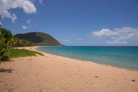 grande: Beach of Grande Anse, Deshaies, Guadeloupe