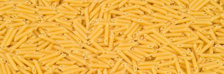 short pasta: Pasta Penne texture background