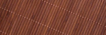 rattan mat: Texture of woven bamboo. Bamboo napkin