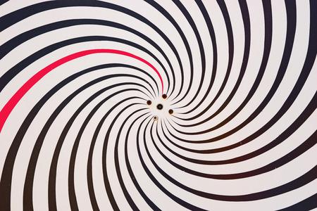eddy: Hypnotize background. Swirling radial pattern background