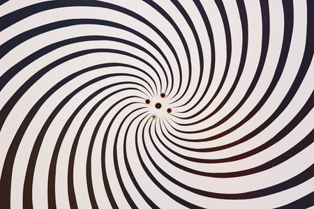 visual perception: Hypnotize background. Swirling radial pattern background
