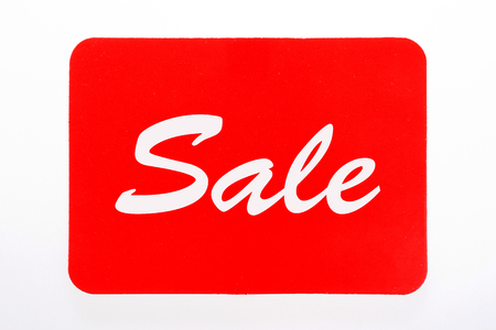 Sale logo. Sales discount voucher. Sale icon template