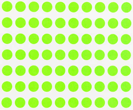 Green dot pattern, abstract green and white background