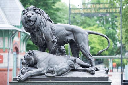 PHILADELPHIA, PA - MAY 30: Philadelphia Zoo, Amercias First Zoo