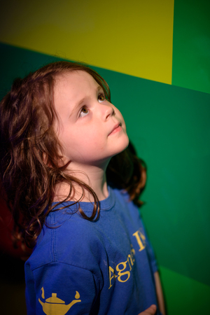 PLYMOUTH MEETING, PA - APRIL 6: Grand Opening of new Legoland Discovery center in Plymouth Meeting, suburban Philadelphia, PA on April 6, 2017 Editorial