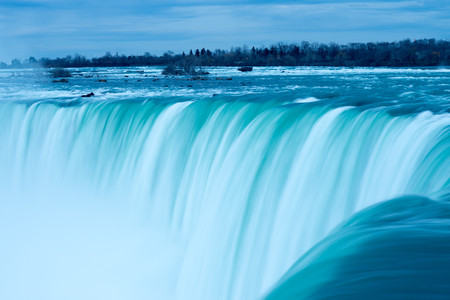 View of the Horseshoe Fall, Niagara Falls, Ontario, Canada