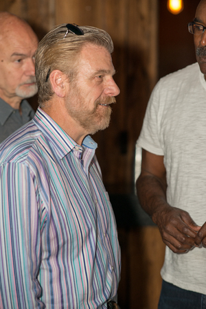 VALLEY FORGE CASINO, KING OF PRUSSIA, PA - JULY 15: Sportscaster Howard Eskin at Kendall s Crusade fundraising event to raise awareness of Arteriovenus Malformations AVM on July 15, 2017 Editorial