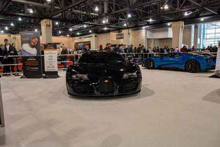 PHILADELPHIA PA Feb Bugatti At The Philadelphia Auto - Car show philadelphia 2018