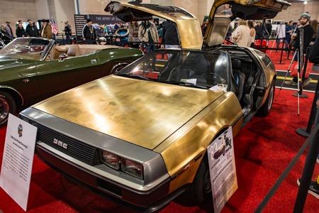 PHILADELPHIA PA Feb AMC Deloran The Philadelphia Auto - Philadelphia car show 2018