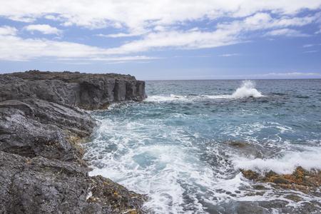 kauai: Rocks on North Coast Kauai