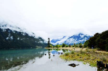 ba: Tibet Ba song lake