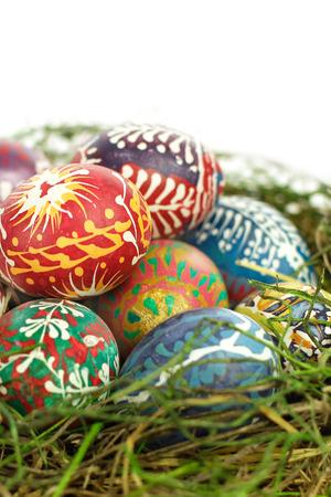 public celebratory event: easter eggs