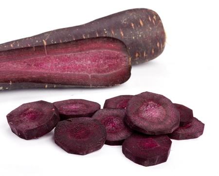 Healthy Purple Carrots