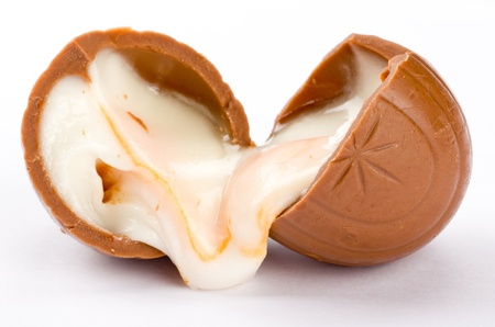 Creamy Easter Egg photo