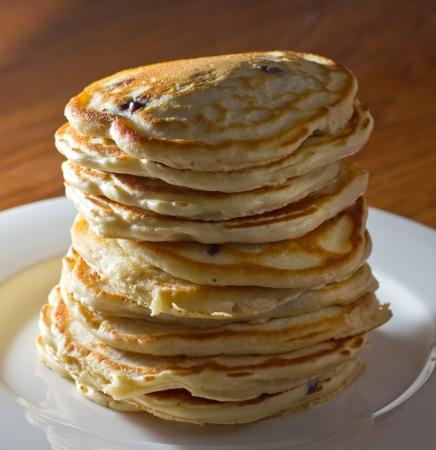 Large Pancake Stack Stock Photo - 12678159