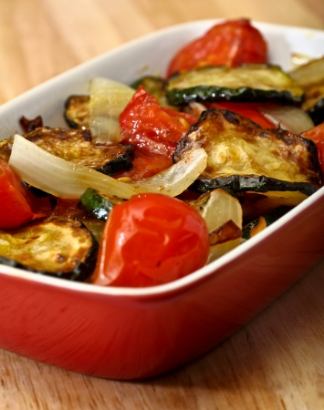 Mixed Vegetable Side Dish