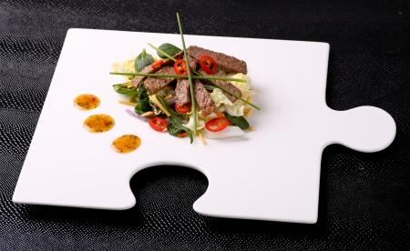 Modern Asian Beef Salad