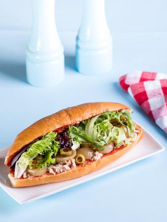 Maltese Sandwich
