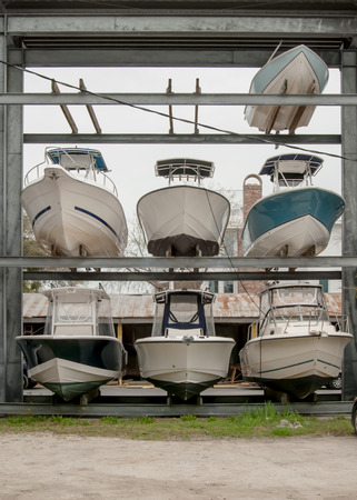 storage: Boats in Storage for the Winter