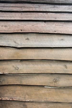the edge: Live Edge Wooden Siding Portrait background image