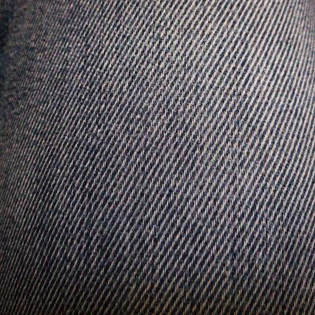 Denim Texture Square Close Up Image of Fabric