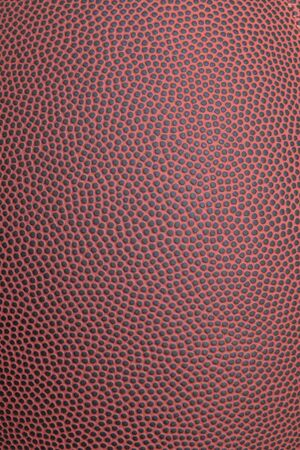 Football Texture Vertical Background Image shows texture of grippiness 写真素材