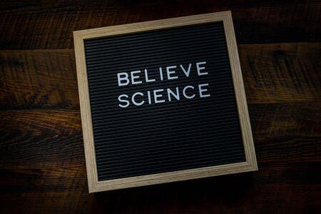 Belive Science