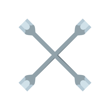 Socket wrench icon.