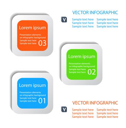 cronologia: moderna vector conjunto de botones digitales de infografía